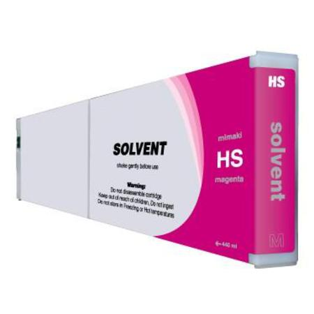 Mimaki HS Compatible Hard Solvent Magenta Inkjet Cartridge