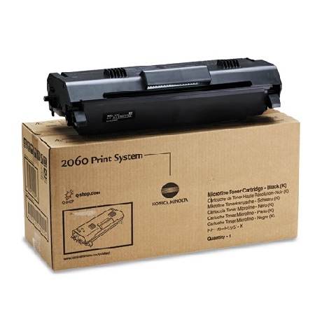 Konica Minolta 1710171-001 Black Original Toner Cartridge