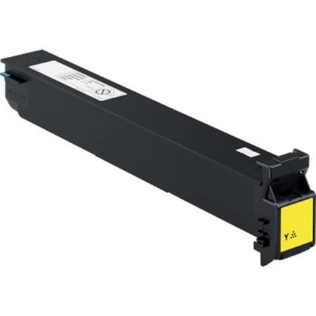 Compatible Yellow Konica Minolta TN613 Toner Cartridge (Replaces Konica Minolta A0TM230)
