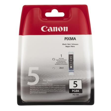 Canon PGI-5BK Black Original Cartridge