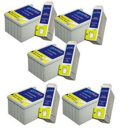 Compatible Multipack Epson T051/T052 5 Full Sets Ink Cartridges