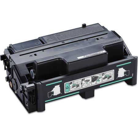 Ricoh 406628 Black Remanufactured Toner Cartridge