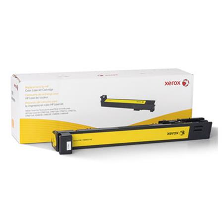 Xerox Premium Replacement Yellow Standard Capacity Toner Cartridge for HP 824A (CB382A)