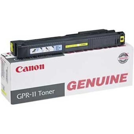 Canon GPR-11 Original Yellow Toner Cartridge (7626A001AA)