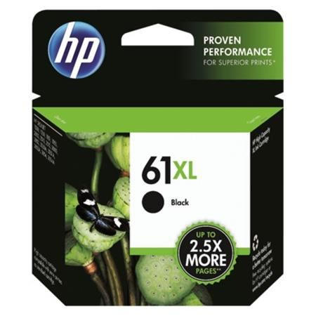 HP 61XL Black Original High Yield Ink Cartridge