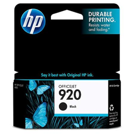 HP 920 Original Cyan Officejet Ink Cartridge