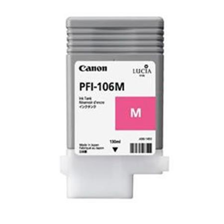 Canon PFI-106M (6623B001AA) Magenta Original Ink Cartridge