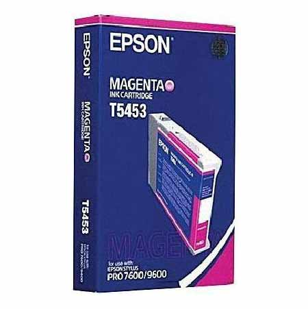 Epson T5453 Magenta Original Ink Cartridge