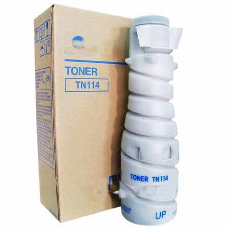 Konica Minolta TN111 Black Original Toner Cartridge