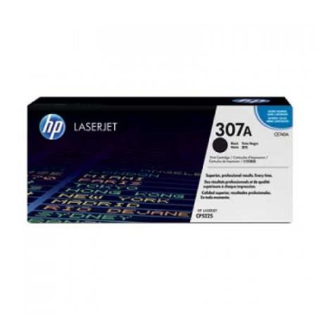 HP 307A (CE740A) Black Original Toner Cartridge