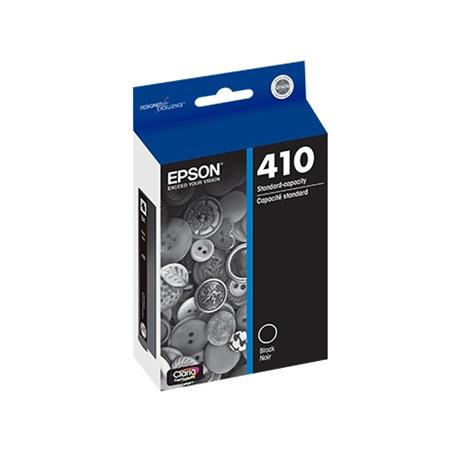 Epson 410 (T410020) Black Original Claria Premium Standard Capacity Ink Cartridge