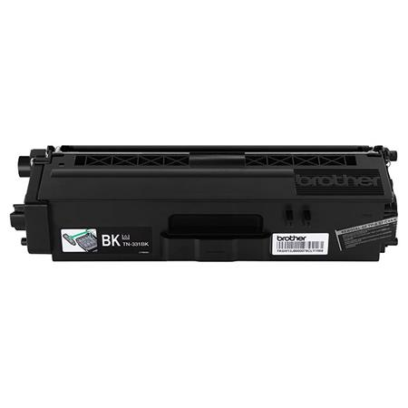 Brother TN331BK Black Original Standard Capacity Toner Cartridge