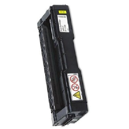 Ricoh 406478 Yellow Remanufactured Toner Cartridge
