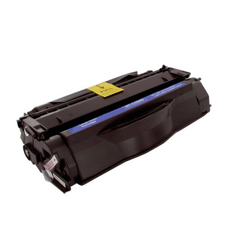 HP 49X (Q5949X) Black Remanufactured Micr High Yield Toner Cartridge - Made in USA