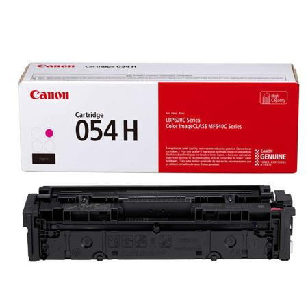 Canon 054HM (3026C001) Magenta Original High Capacity Toner Cartridge