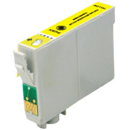 Compatible Yellow Epson T0784 Ink Cartridge (Replaces Epson T078420)