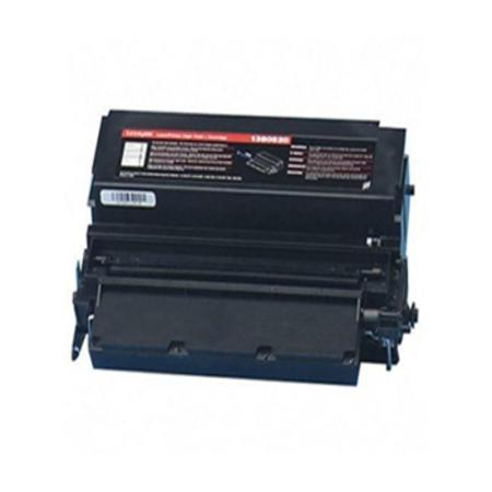 Lexmark 1380520 Remanufactured Black High Yield Toner Cartridge