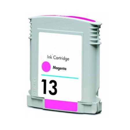 HP 13 Magenta Remanufactured Ink Cartridge (C4816A)