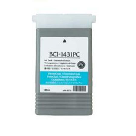 Canon BCI-1431PC Photo Cyan Compatible Ink Cartridge