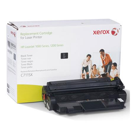 Xerox Premium Replacement Black Extended Capacity Toner Cartridge for HP 15X (C7115X)