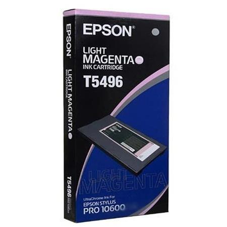 Epson T5496 (T549600) Original Light Magenta Ink Cartridge