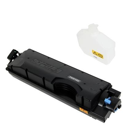 Kyocera TK-5152K Black Remanufactured Toner Cartridge