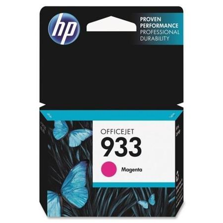 HP 933 Magenta Original Standard Capacity Ink Cartridge (CN059AN)