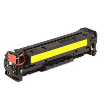 HP 131A Yellow Remanufactured Standard Capacity Toner Cartridge (CF212A)