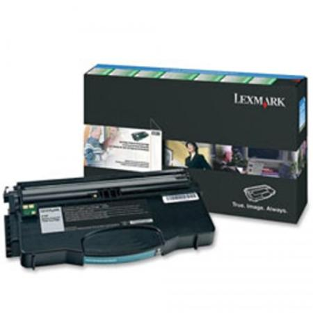 Lexmark 12015SA Original Black Return Program Toner Cartridge