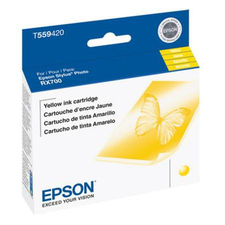 Epson T5594 (T559420) Original Yellow Cartridge