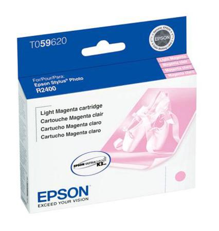 Epson T0596 (T059620) Light Magenta Original Cartridge