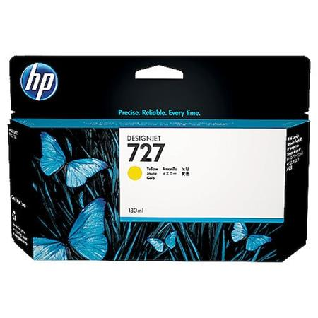 HP 727 Yellow Original High Capacity Ink Cartridge