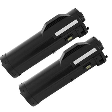 Compatible Twin Pack Black Xerox 106R03940 Toner Cartridges
