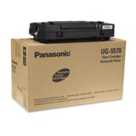 Panasonic UG5570 Black Original Toner Cartridge