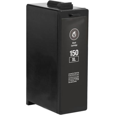 Compatible Black Lexmark No.150XL High Yield Ink Cartridge (Replaces Lexmark 14N1614)