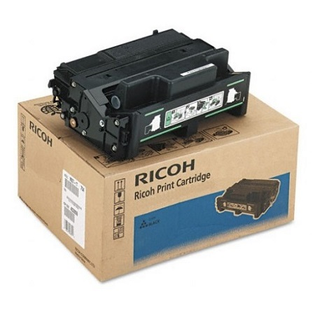 Ricoh 406683 Black Original Toner Cartridge
