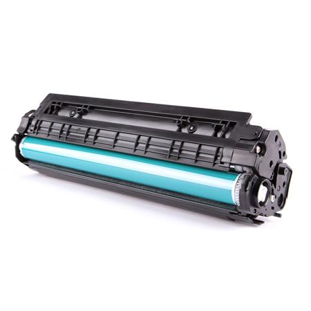 Compatible Cyan HP 655A Standard Yield Toner Cartridge (Replaces HP CF451A)