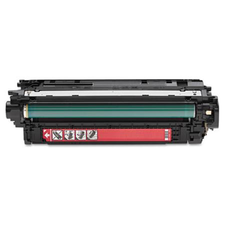 Compatible Magenta HP 646A Standard Yield Toner Cartridge (Replaces HP CF033A)