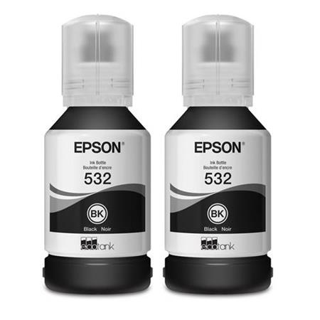 Epson T532 Twin Pack Original Ink Bottles