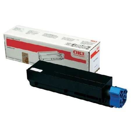 OKI 45807101 Black Original Toner Cartridge