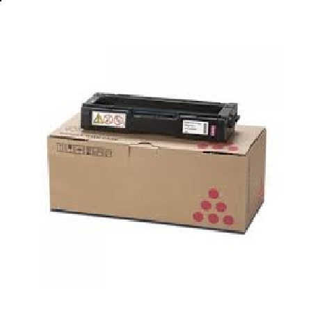 Ricoh 407655 Magenta Original Toner Cartridge