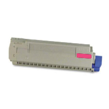 OKI 44059214 Magenta Remanufactured Toner Cartridge