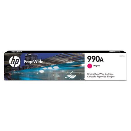 HP 990A (M0J77AN) Magenta Original Standard Capacity PageWide Cartridge