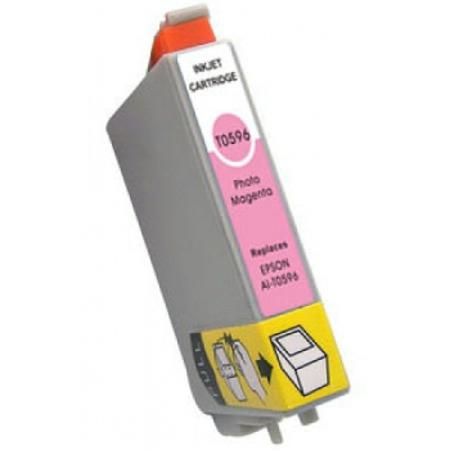Compatible Light Magenta Epson T0596 Ink Cartridge (Replaces Epson T059620)
