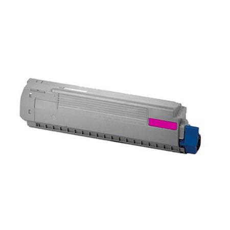 OKI 44059110 (Type C14) Magenta Remanufactured Laser Toner Cartridge
