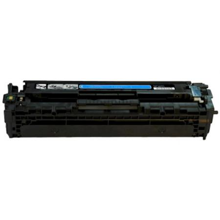 Compatible Cyan HP 125A Toner Cartridge (Replaces HP CB541A)