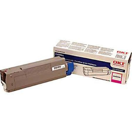 OKI 43324467 Magenta Original Toner Cartridge