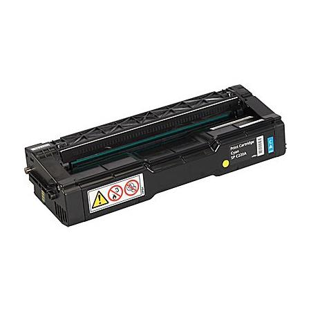Compatible Cyan Ricoh 406047 Toner Cartridge