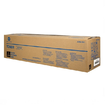 Konica Minolta TN711 Black Original Toner Cartridge