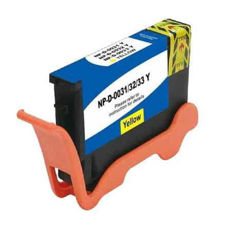 Dell 331-7383 (Series 32) Original Yellow Extra High Capacity Single Use Ink Cartridge (9FRX5)
